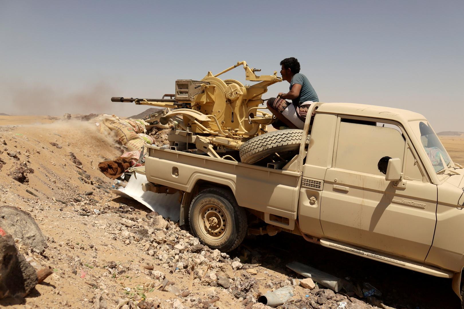 اليمن.. الإرياني يعلن استعادة مواقع استراتيجية بمحافظة البيضاء