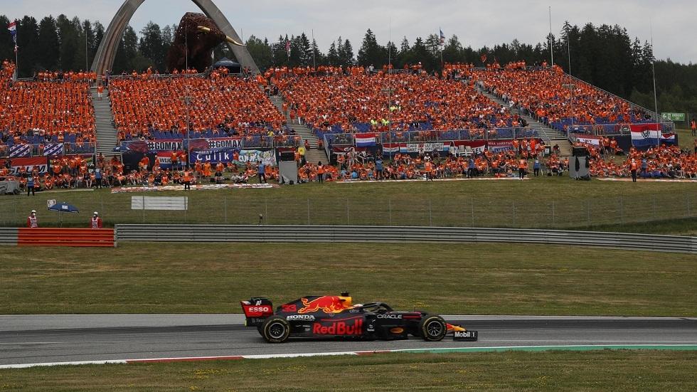 فرستابن يفوز بسباق النمسا للفورمولا 1.. ويواصل تحليقه في صدارة الترتيب العام (فيديو)