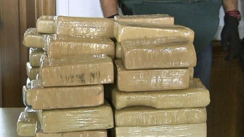 المغرب.. إحباط تهريب شحنة من مخدر