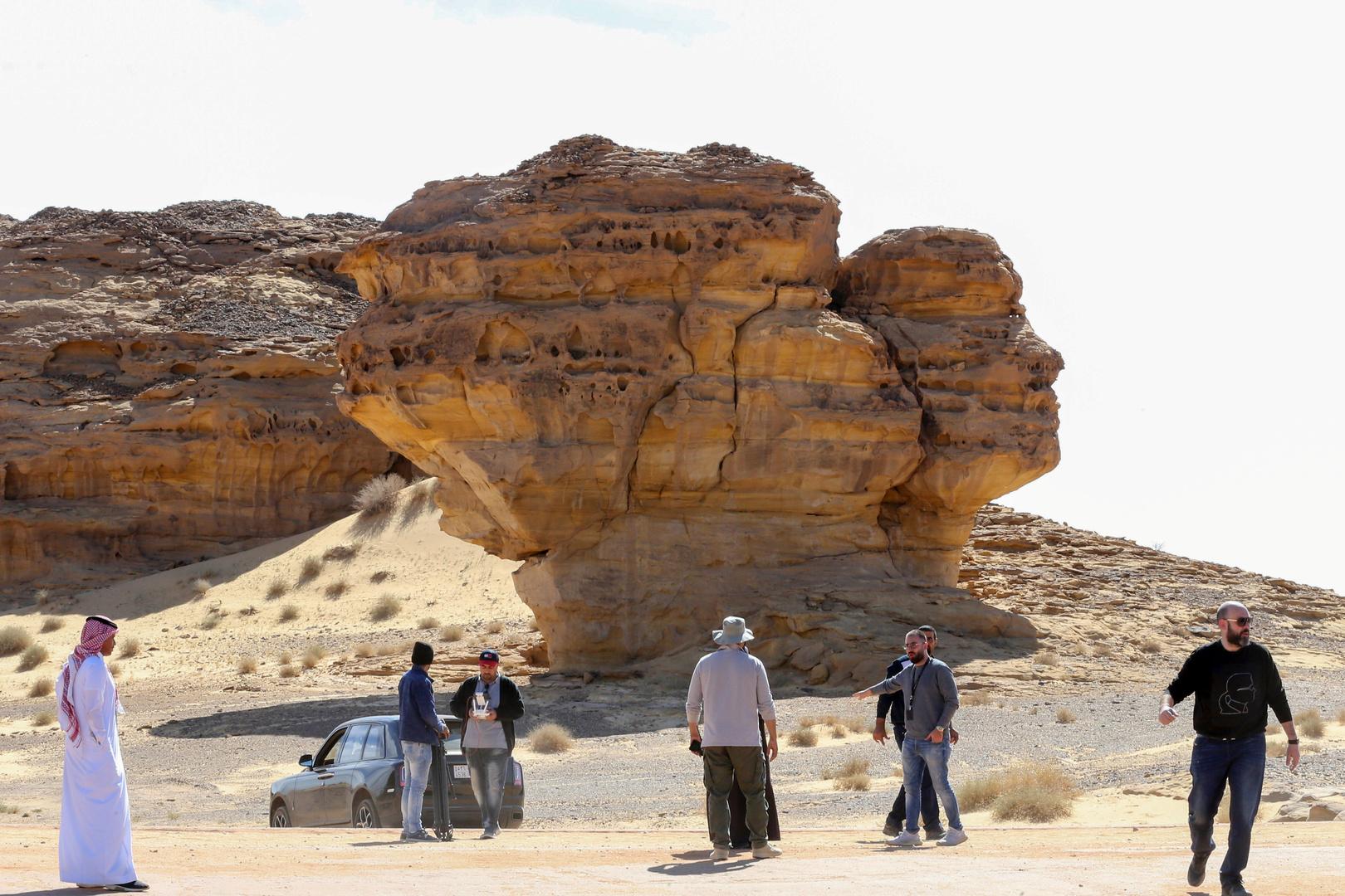 هيئة التراث السعودية تبدأ التنقيب في موقع ضرية الأثري بالقصيم