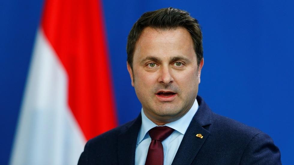نقل رئيس وزراء لوكسمبورغ إلى المستشفى إثر إصابته بكورونا