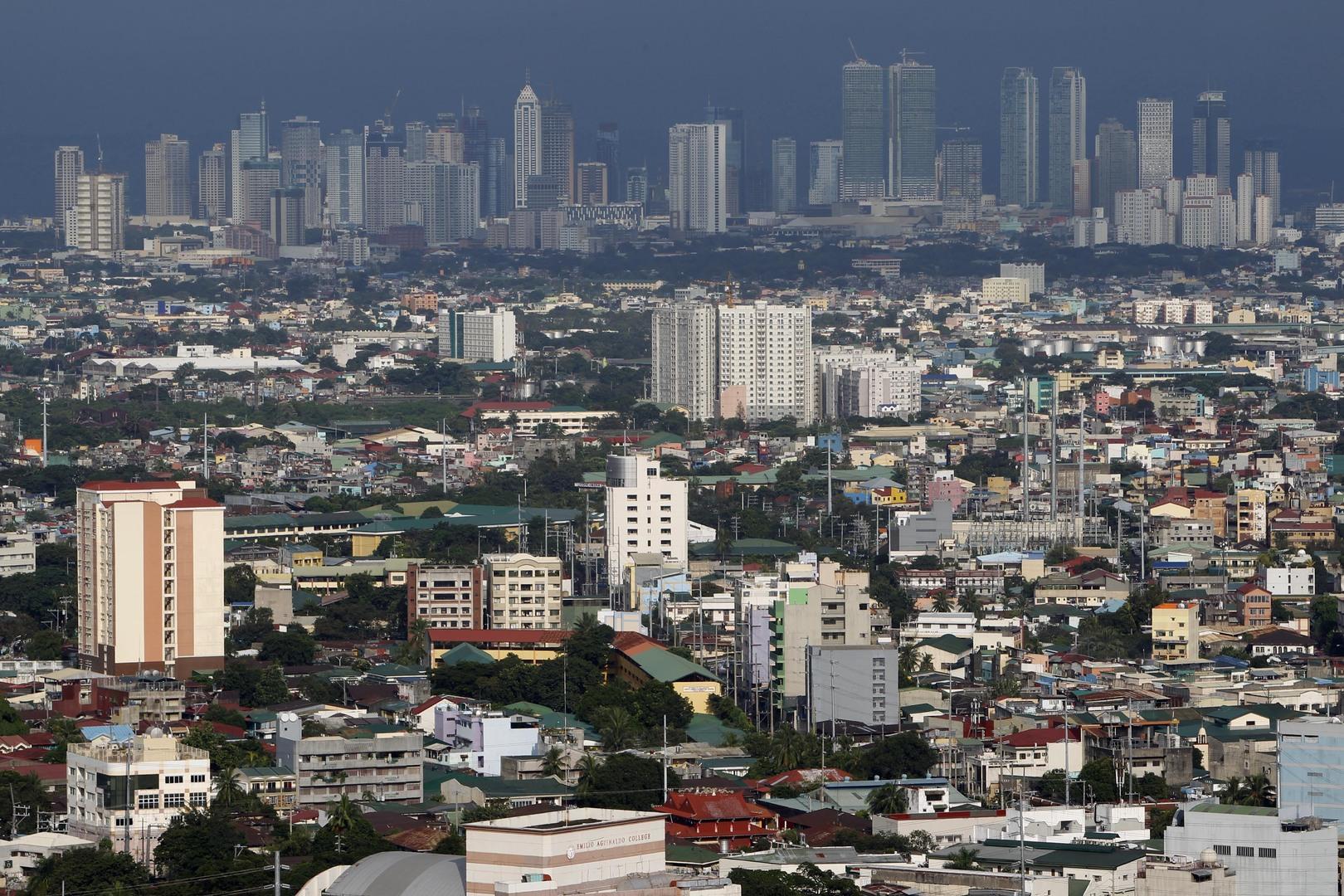 العاصمة الفلبينية مانيلا