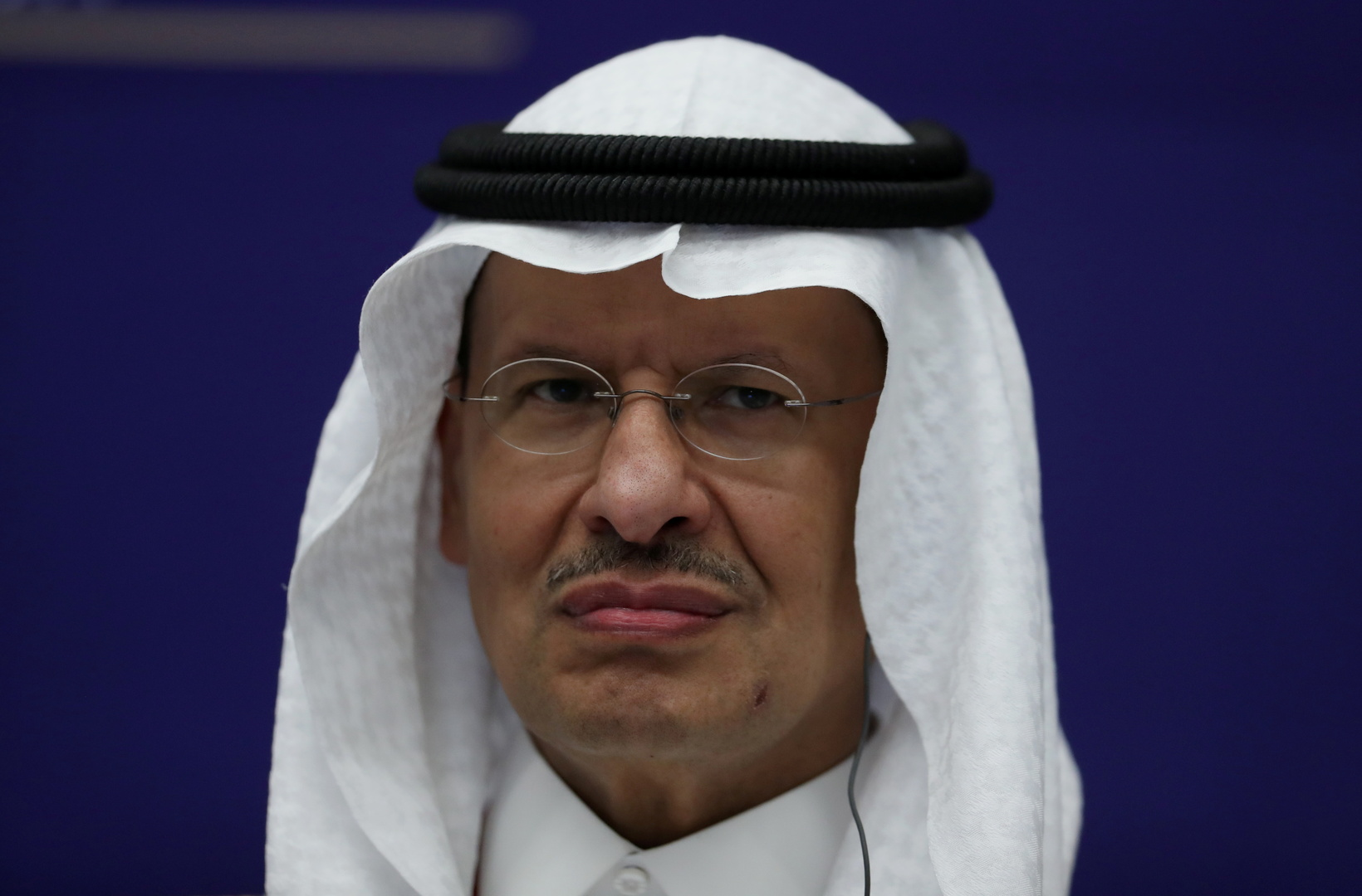 وزير الطاقة السعودي: المقترح السعودي الروسي لدى