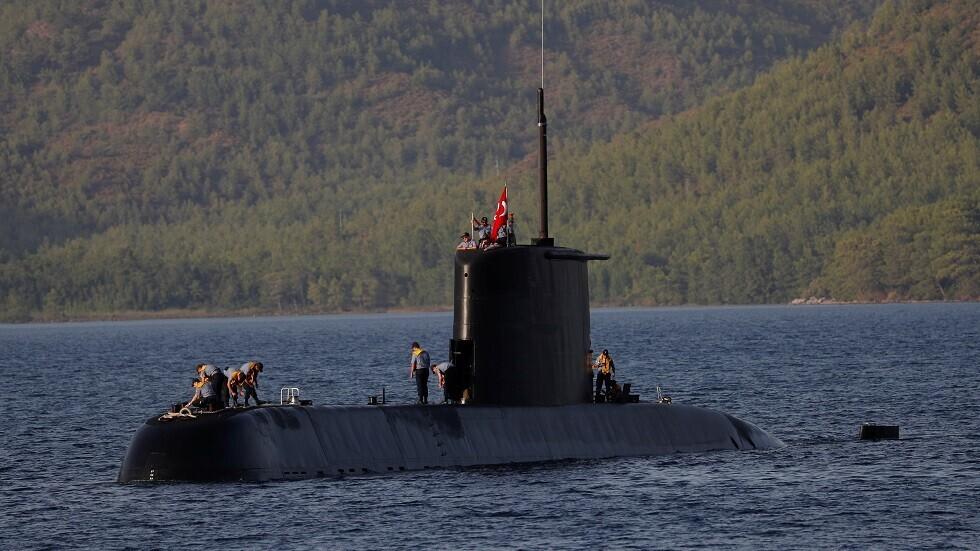 مجلة بريطانية: الغواصات الألمانية انتصار للبحرية التركية وصداع لليونان