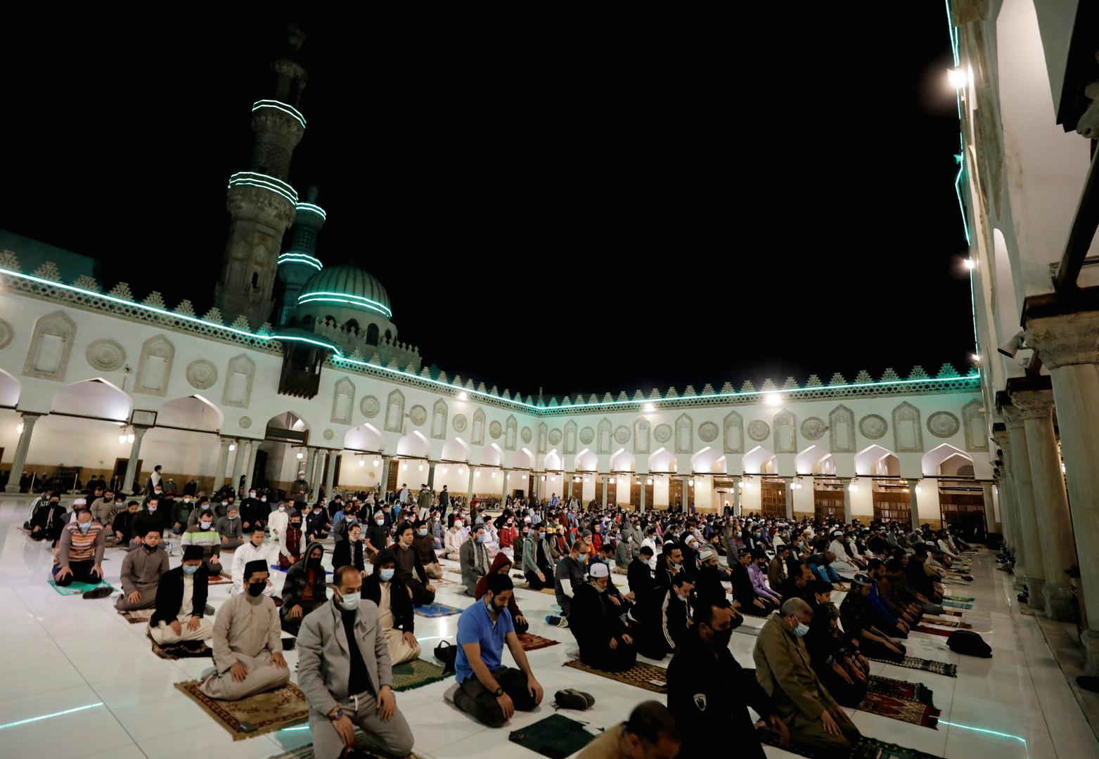 الحكومة المصرية تحدد قواعد إقامة صلاة عيد الأضحى