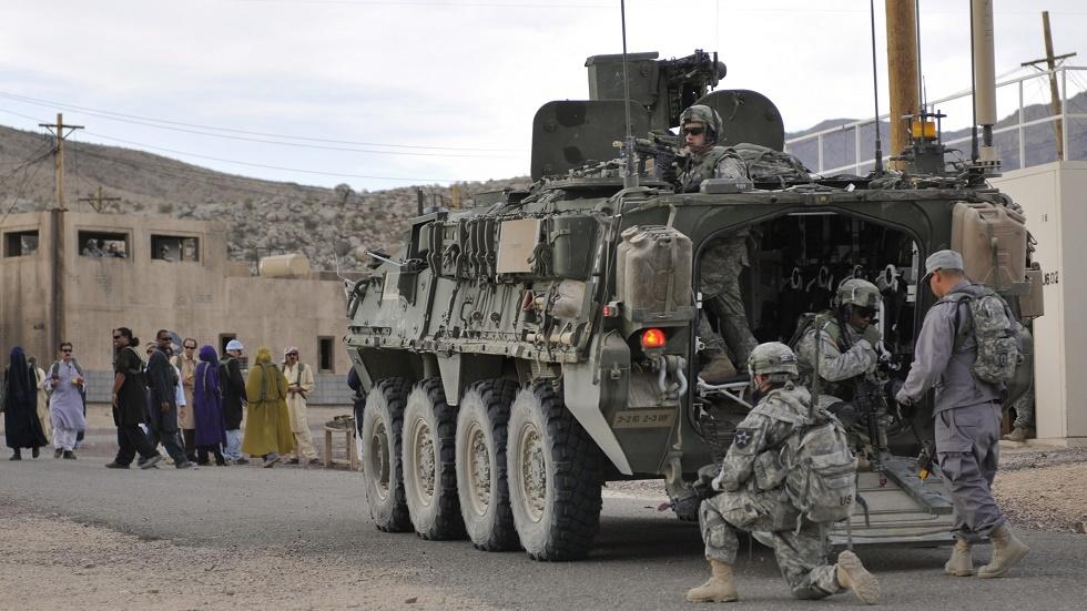 مستشار الرئيس الأفغاني: انسحاب القوات الأمريكية خطر على المنطقة برمتها
