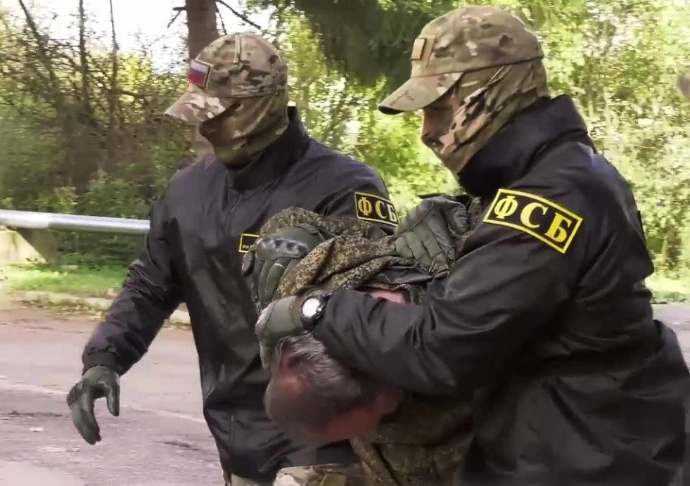 اعتقال عناصر متطرفة في عدة مناطق روسية