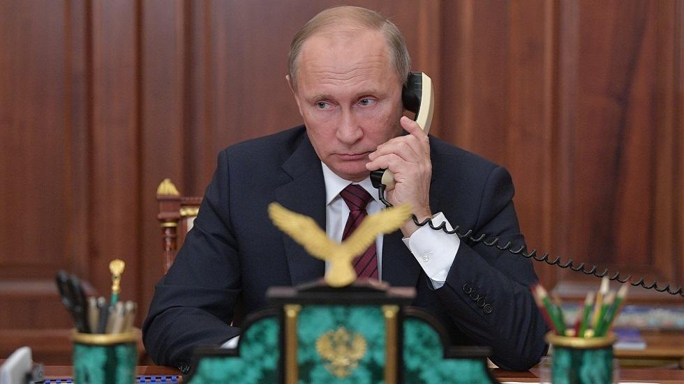 بوتين ورئيس الحكومة الإسرائيلية الجديدة يبحثان ملفات المنطقة ومكافحة كورونا