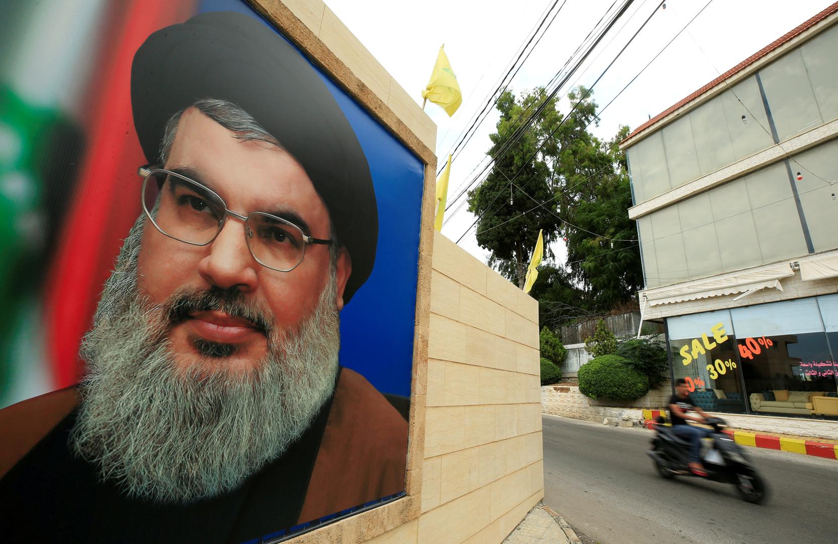 نصرالله: الأمريكيون شركاء بالأزمة في لبنان