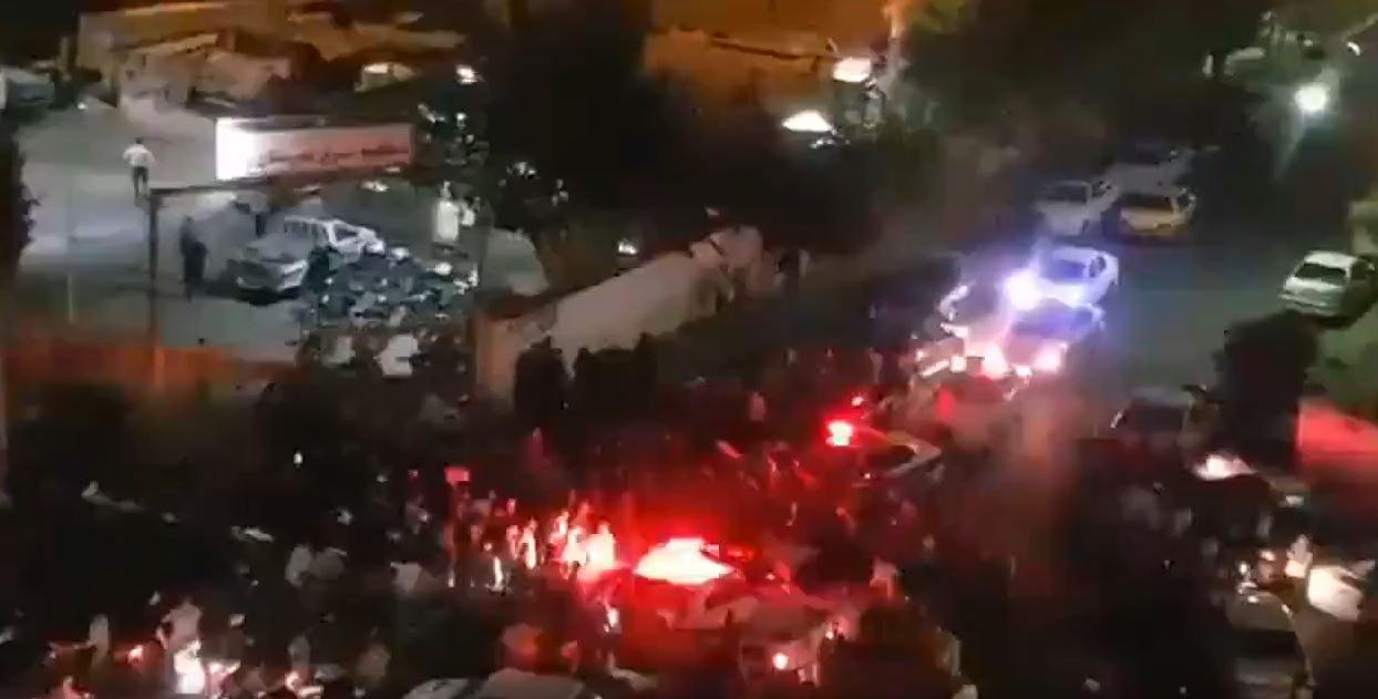 احتجاجات على انقطاع الكهرباء في إيران