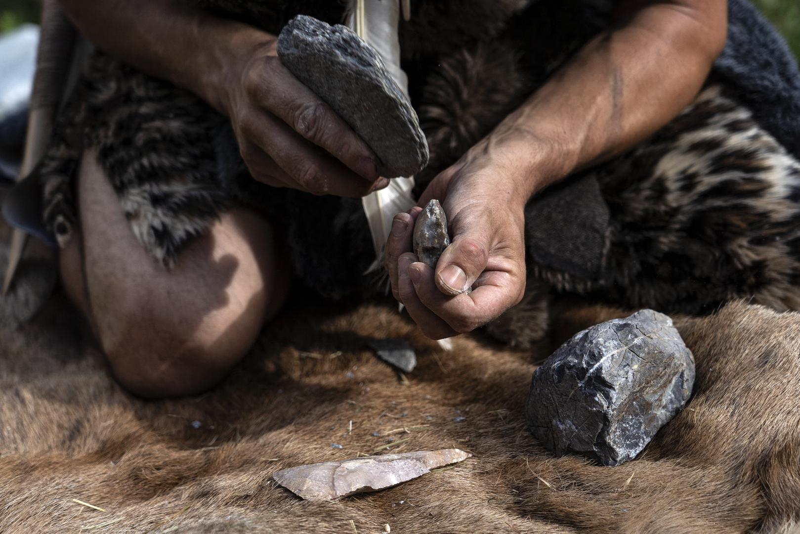 اكتشاف أقدم قطعة أثرية لإنسان نياندرتال في ألمانيا