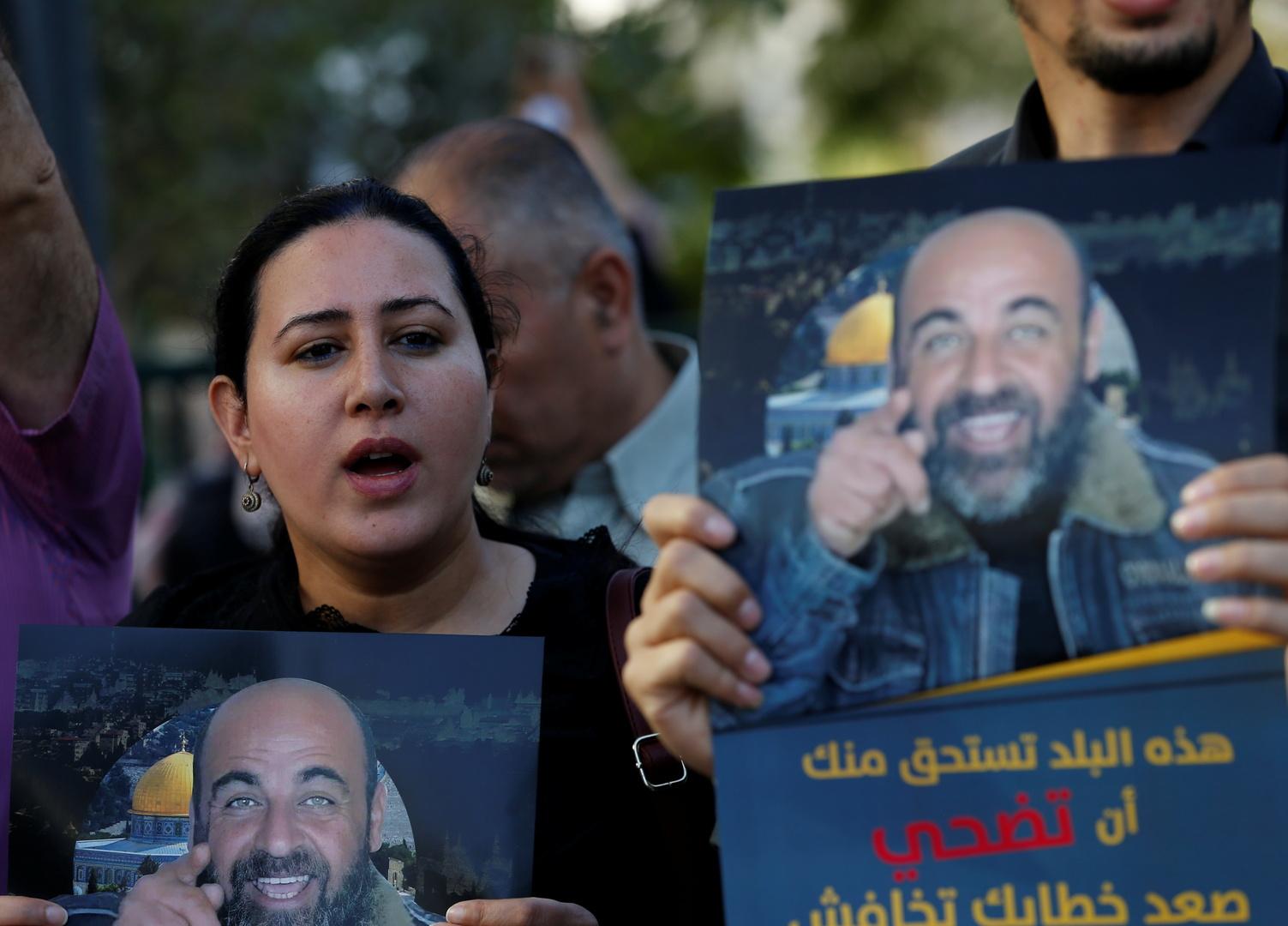 المؤسسة الأمنية الفلسطينية: نتحمل المسؤولية الكاملة عن وفاة نزار بنات أثناء الاعتقال