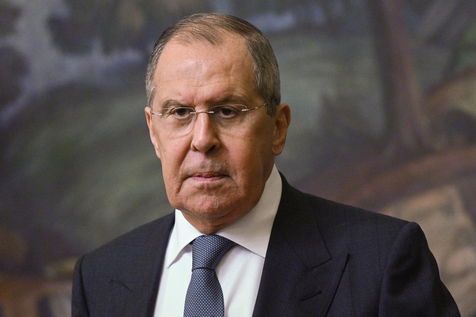 لافروف يحذر واشنطن من الحديث مع روسيا من موقع القوة