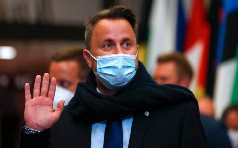 رئيس وزراء لوكسمبورغ المصاب بكورونا في حالة خطرة