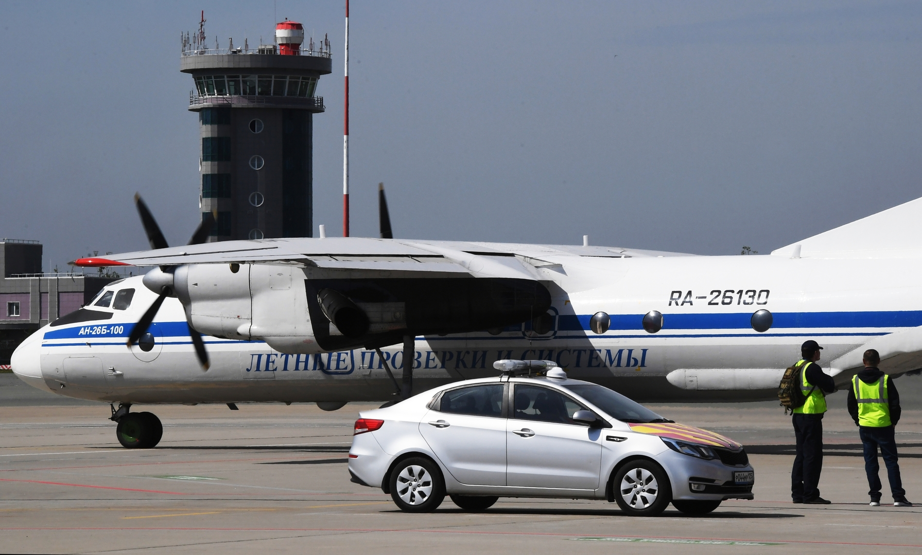 فقدان الاتصال بطائرة ركاب تقل 28 شخصا في أقصى شرق روسيا