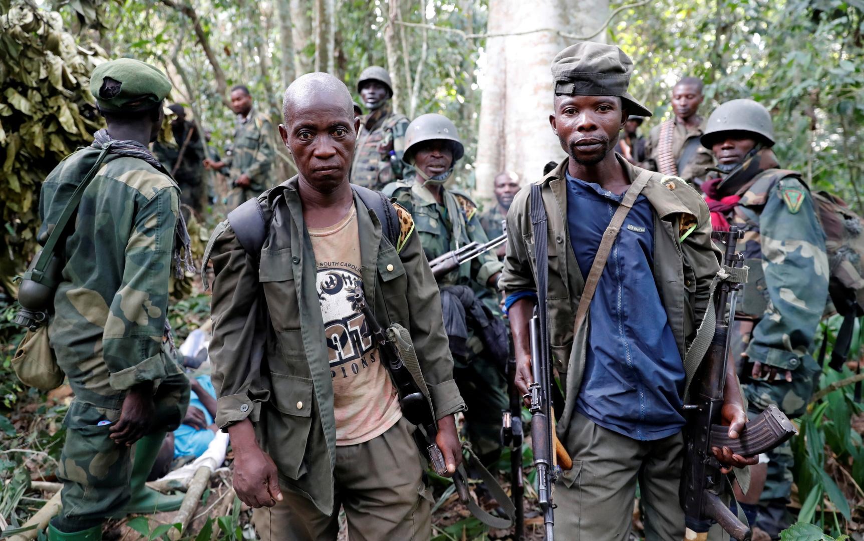مقتل 22 مدنيا في الكونغو الديمقراطية في معارك وأعمال عنف عرقية