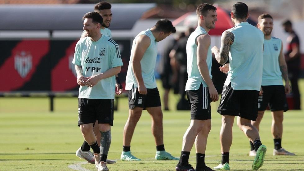 موعد مباراة الأرجنتين وكولومبيا في نصف نهائي كوبا أمريكا