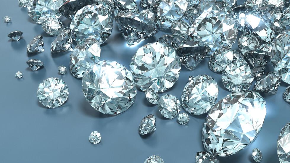 الماس القديم يكشف أن الأرض كانت مهيأة لـ