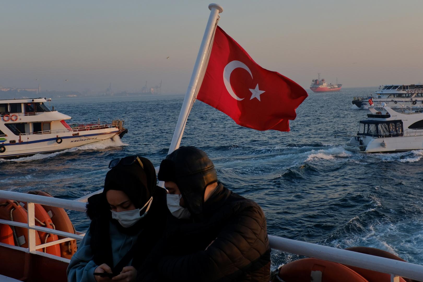 تركيا تعلن تسجيل أول 3 إصابات بمتحور