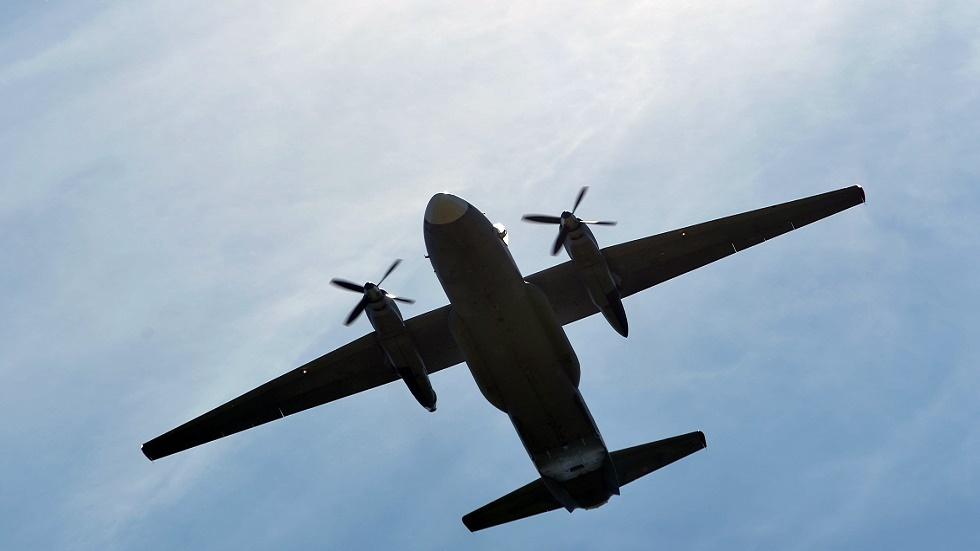 العثورعلى حطام طائرة النقل الروسية