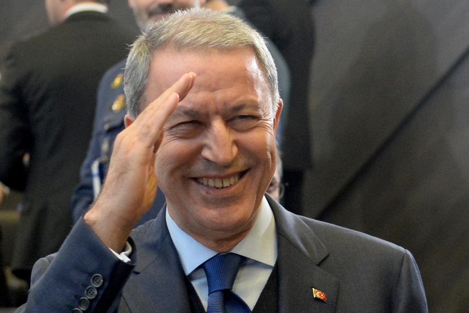 وزير الدفاع التركي: مباحثاتنا بشأن مطار كابل مستمرة