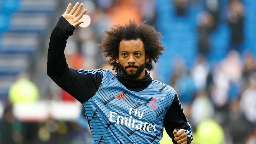 مارسيلو يوجه رسالة مصورة لجماهير ريال مدريد بشأن مستقبله