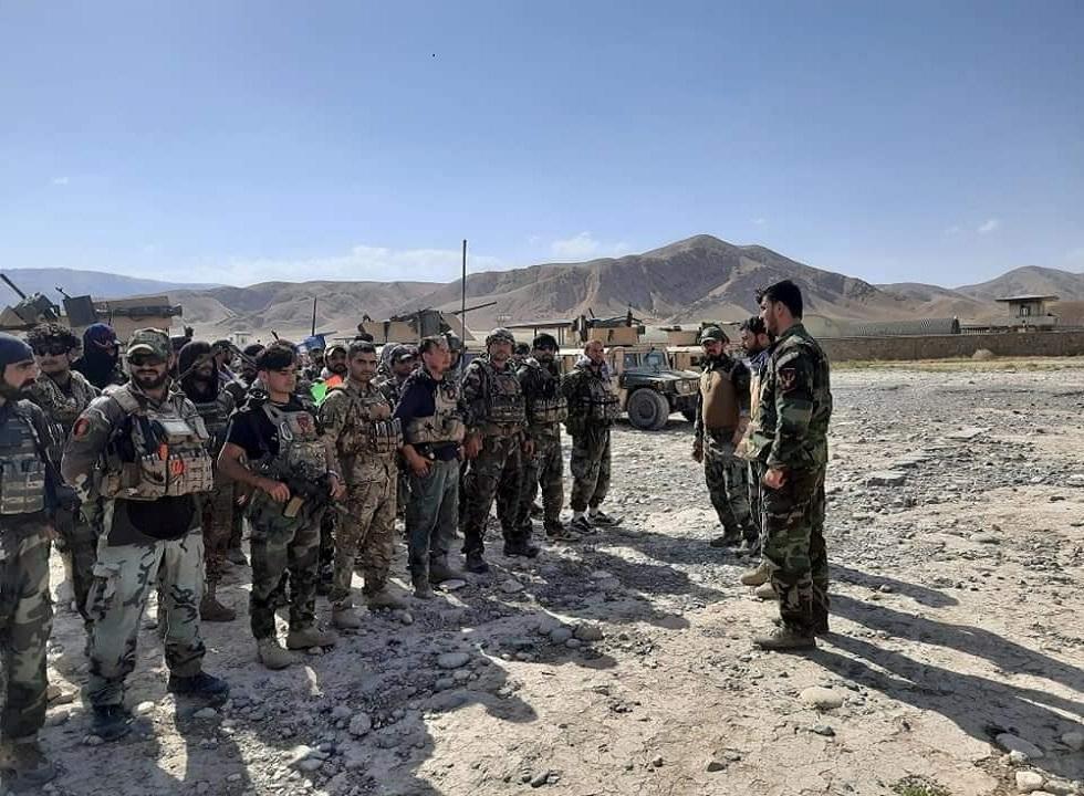 الحكومة الأفغانية تعلن تعزيز خططها لاستعادة المناطق التي فقدتها على يد