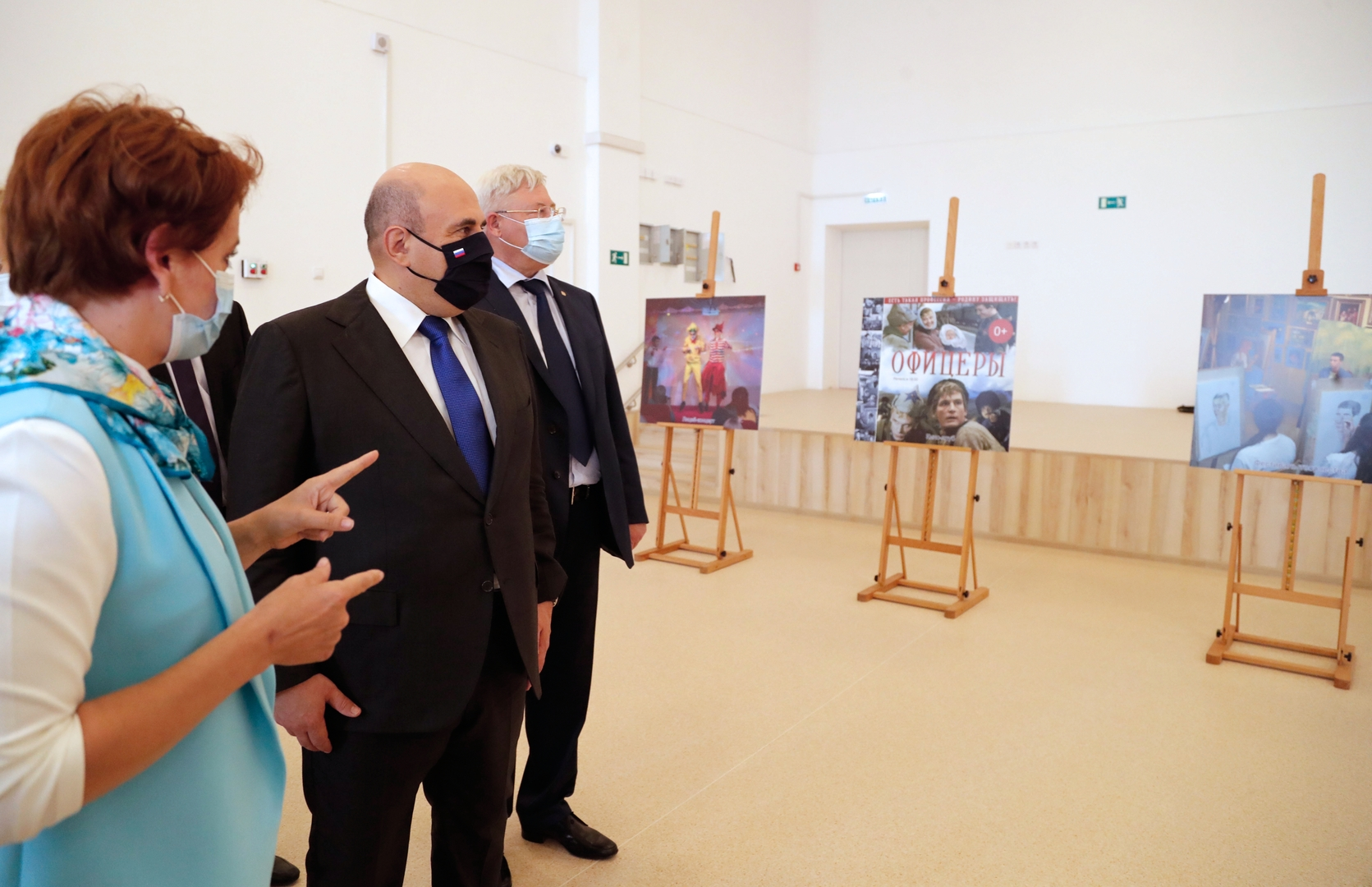 رئيس الوزراء الروسي يعلن عن خطة الحكومة لإحياء المدرسة الهندسية الروسية