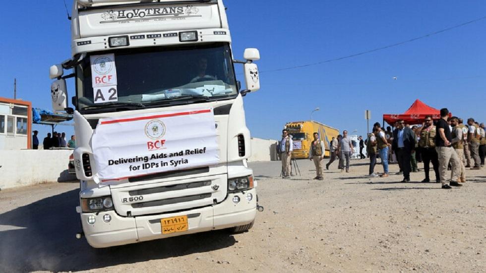 دون موافقة دمشق.. مساع غربية لتمديد تفويض إدخال المساعدات إلى سوريا