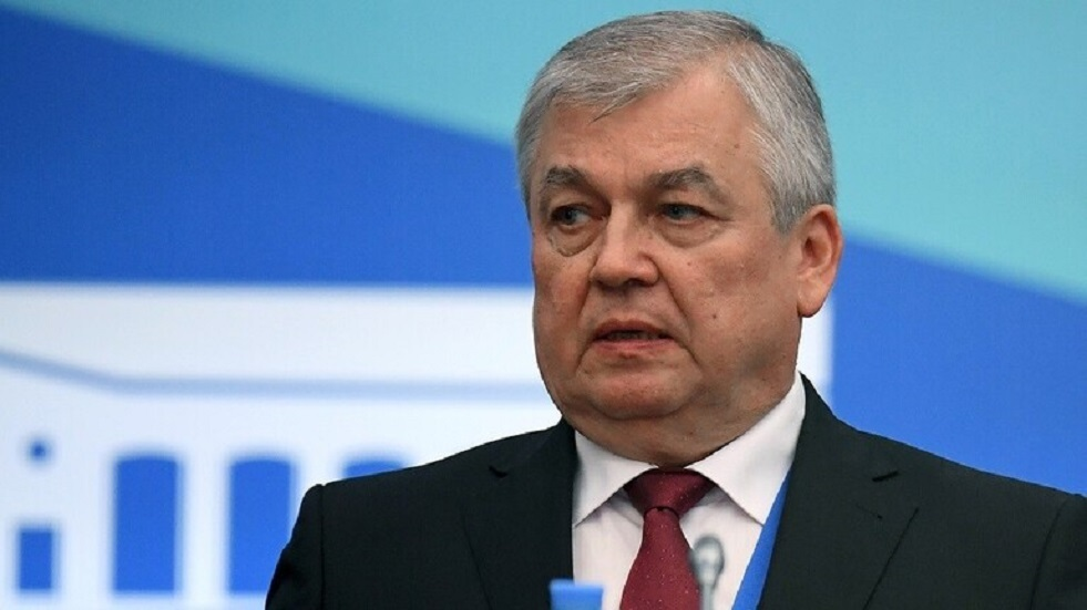 لافرنتييف: سنناقش مع بيدرسن الاجتماع السادس للجنة الدستورية