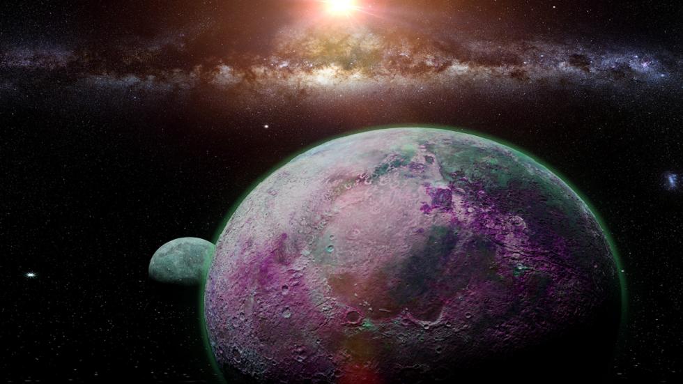 اكتشاف أربعة كواكب غامضة