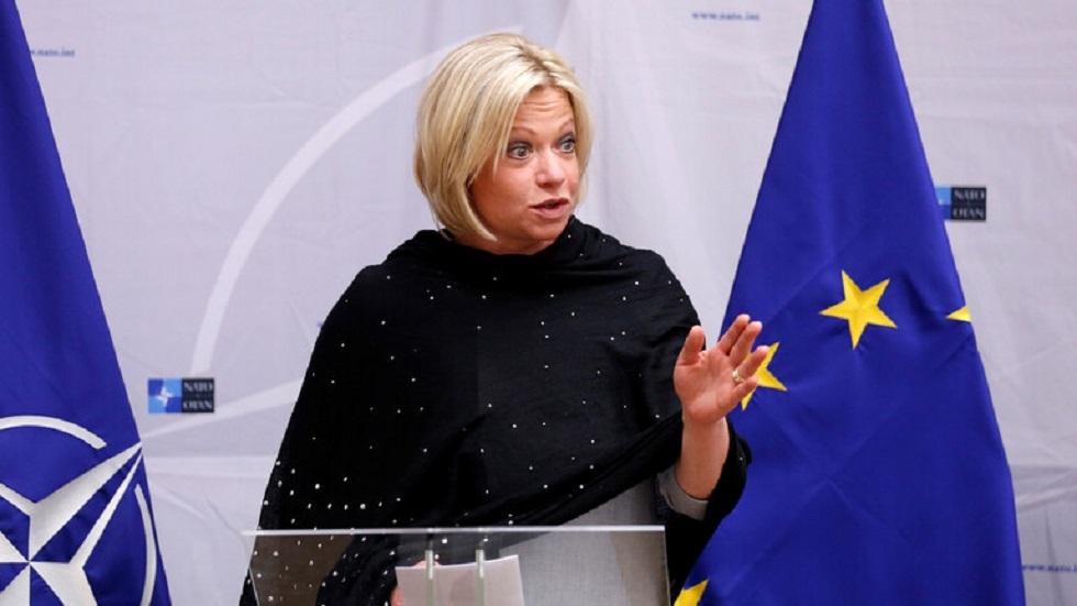 رئيسة بعثة الأمم المتحدة لمساعدة العراق، جينين هينيس بلاسخارت