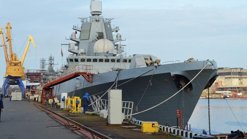 سفينة صاروخية إضافية ستدعم قدرات سلاح البحرية الروسي