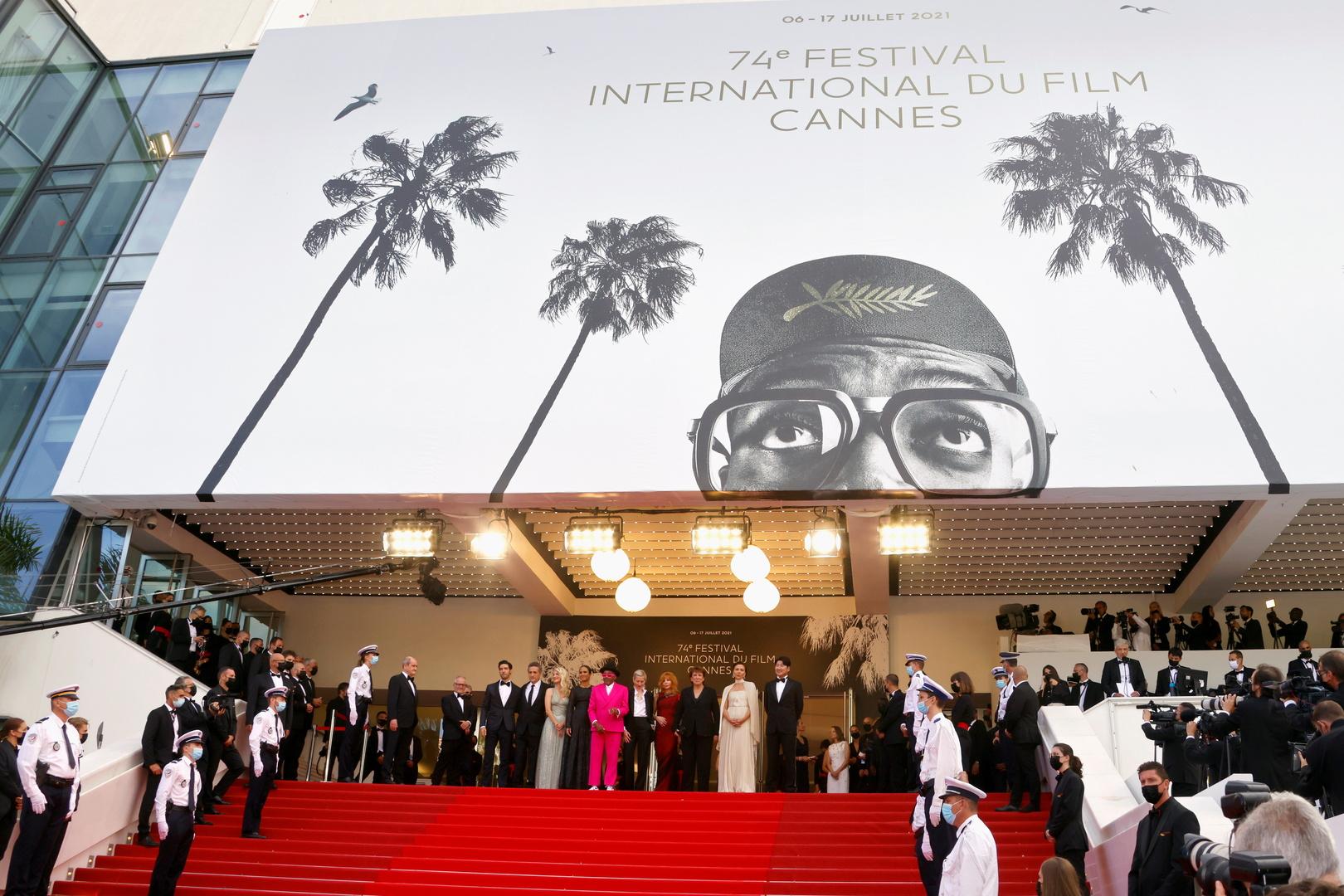 افتتاح مهرجان كان السينمائي