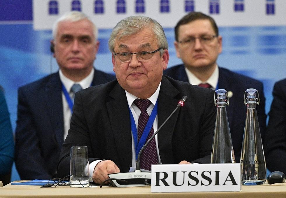 لافرنتييف: اجتماع اللجنة الدستورية السورية المقبل في هذا الصيف