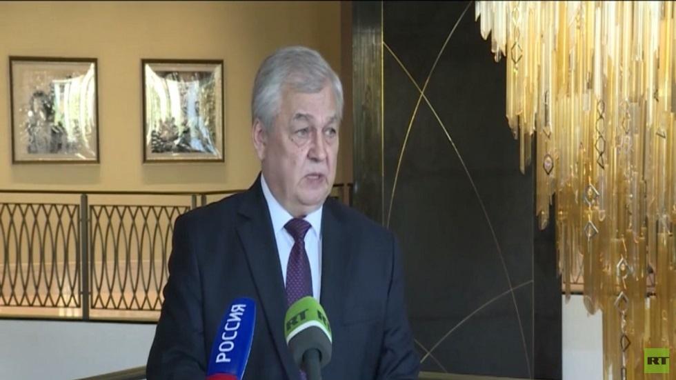 موسكو: يجب إيصال المساعدات لسوريا عبر دمشق