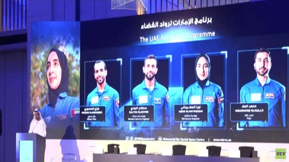 تواصل التعاون الروسي الإماراتي بمجال الفضاء