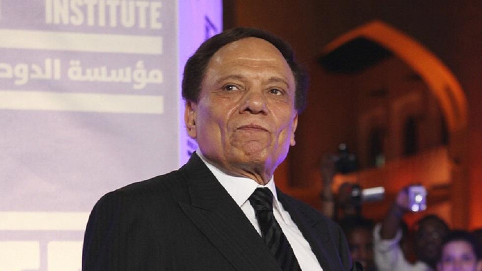 الفنان المصري القدير الزعيم عادل إمام
