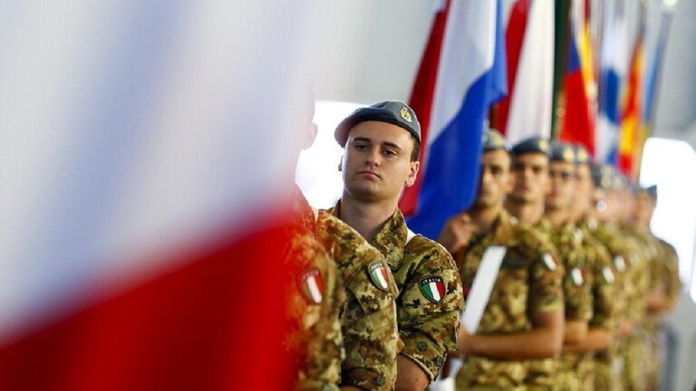 الجيش الإيطالي - أرشيف