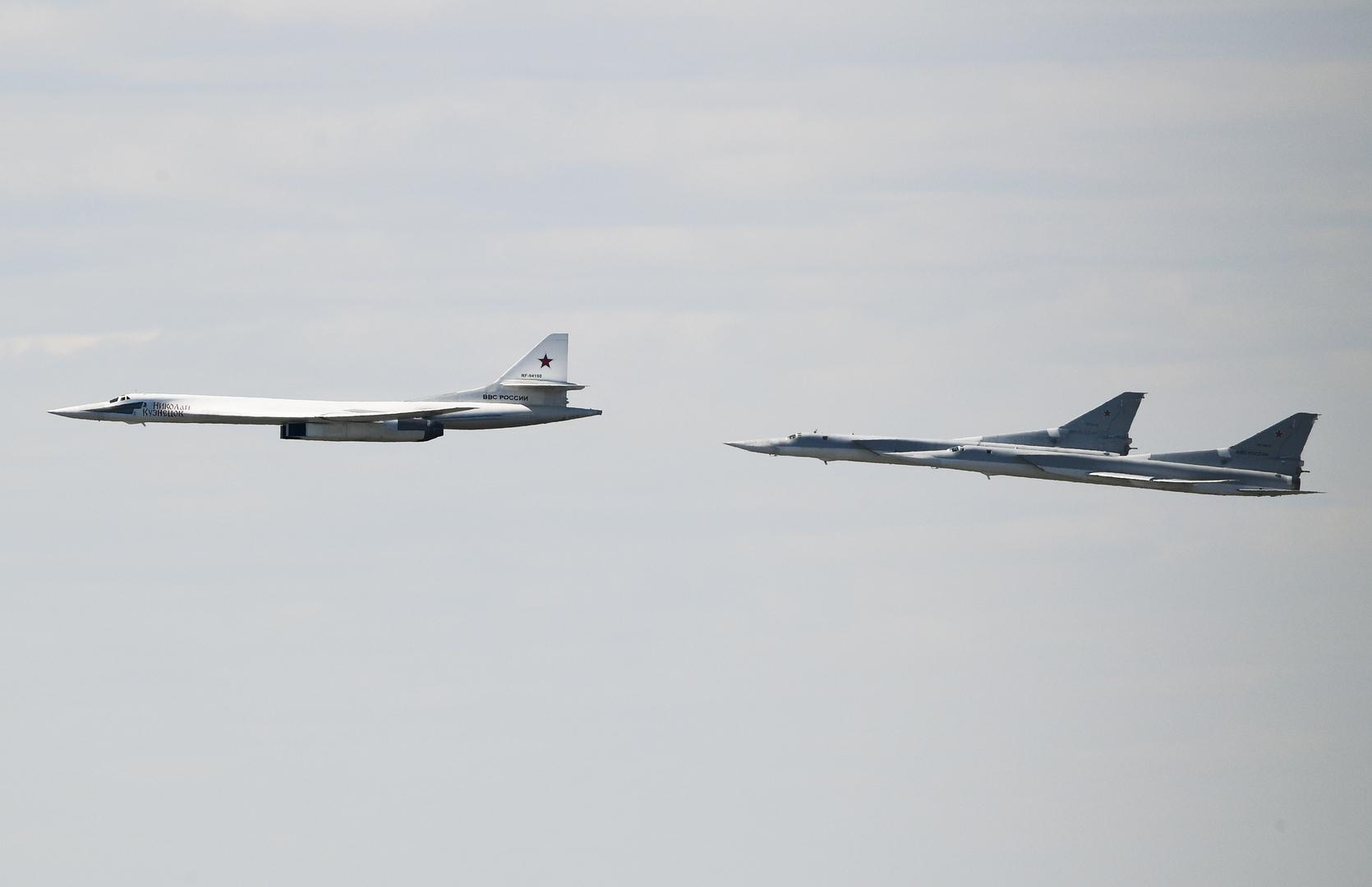 قاذفات القنابل الاستراتيجية الروسية تنفذ عمليات إطلاق لصواريخ مجنحة في القطب الشمالي