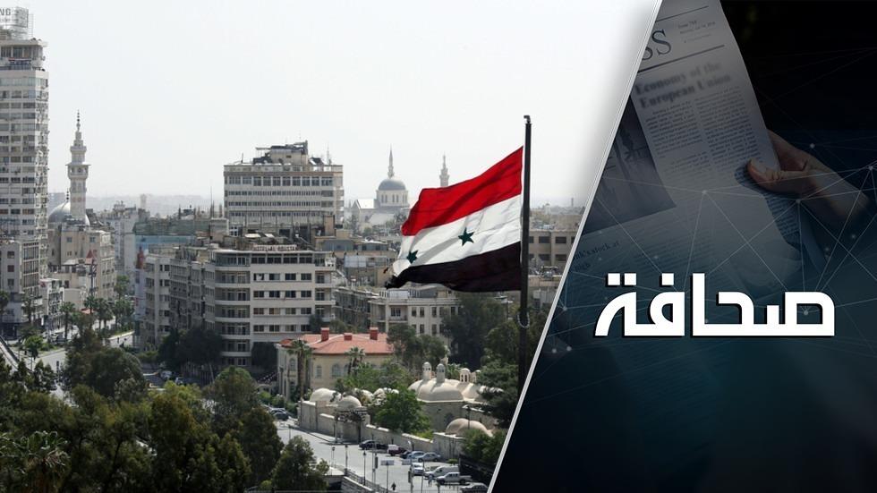 كل الإمدادات تؤدي إلى دمشق