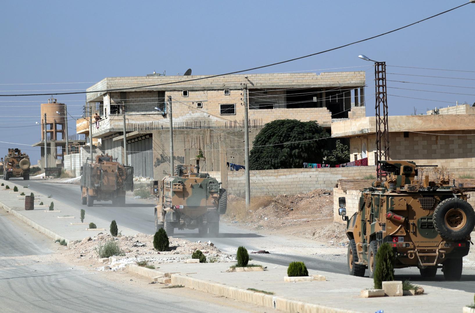 دمشق تتهم تركيا والولايات المتحدة بنهب الثروات السورية وإطالة أمد الأزمة