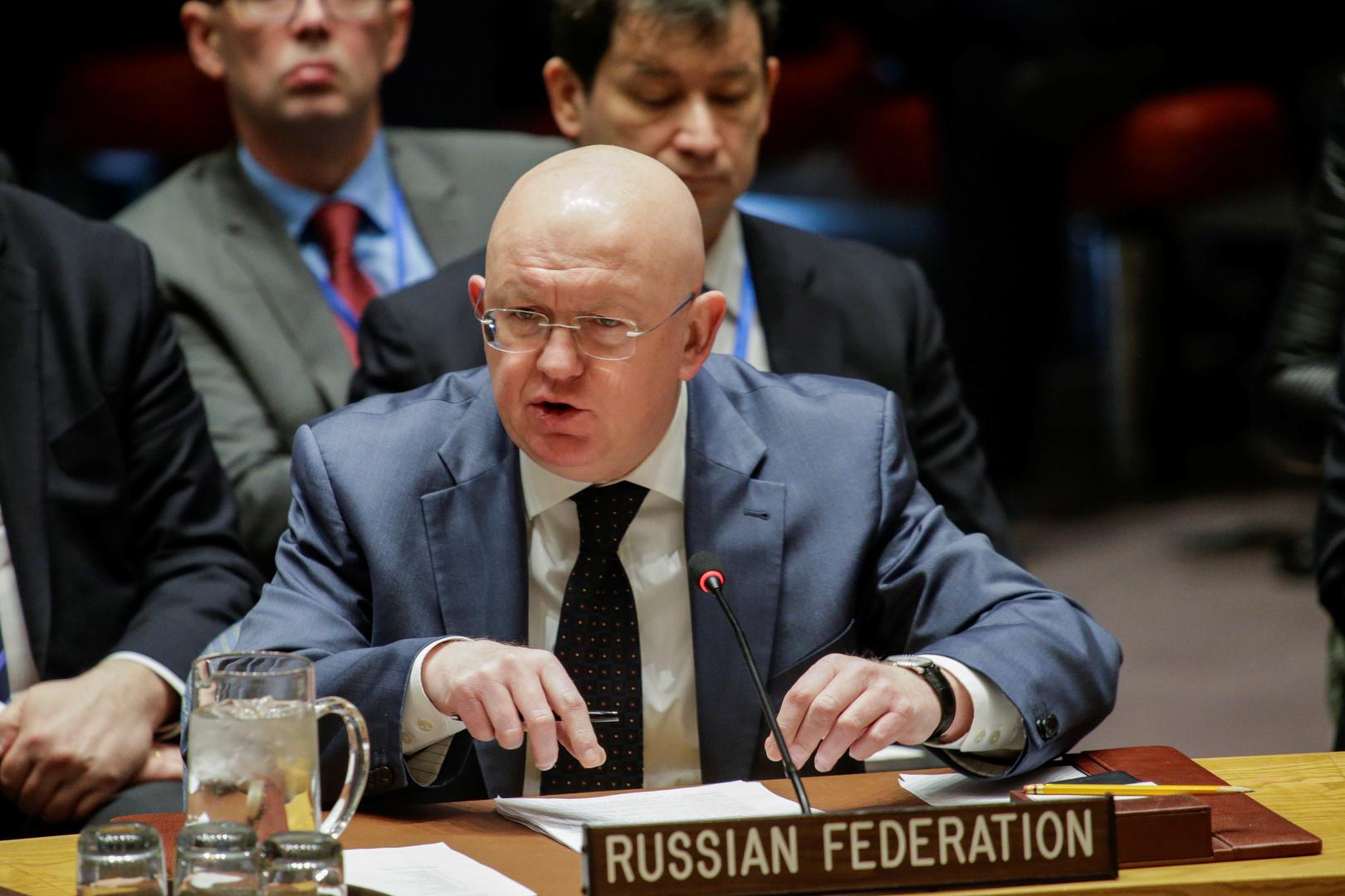 روسيا تقترح عقد مفاوضات حول سد النهضة في نيويورك