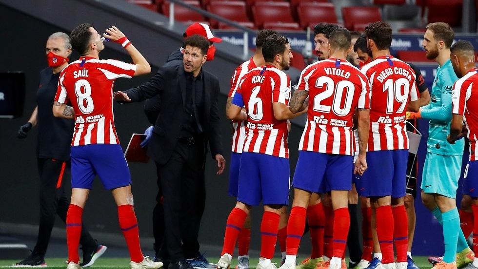 رسميا.. أتلتيكو مدريد يجدد عقد