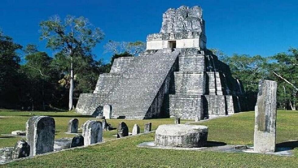 العثور في براز الإنسان القديم على أدلة تكشف سبب انهيار حضارة المايا