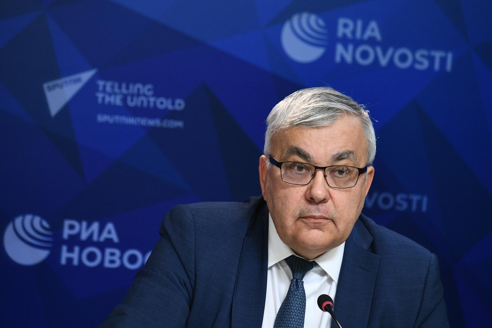نائب وزير الخارجية الروسي يشير إلى أكثر مشاكل ليبيا حدة ويتطرق للوجود العسكري التركي