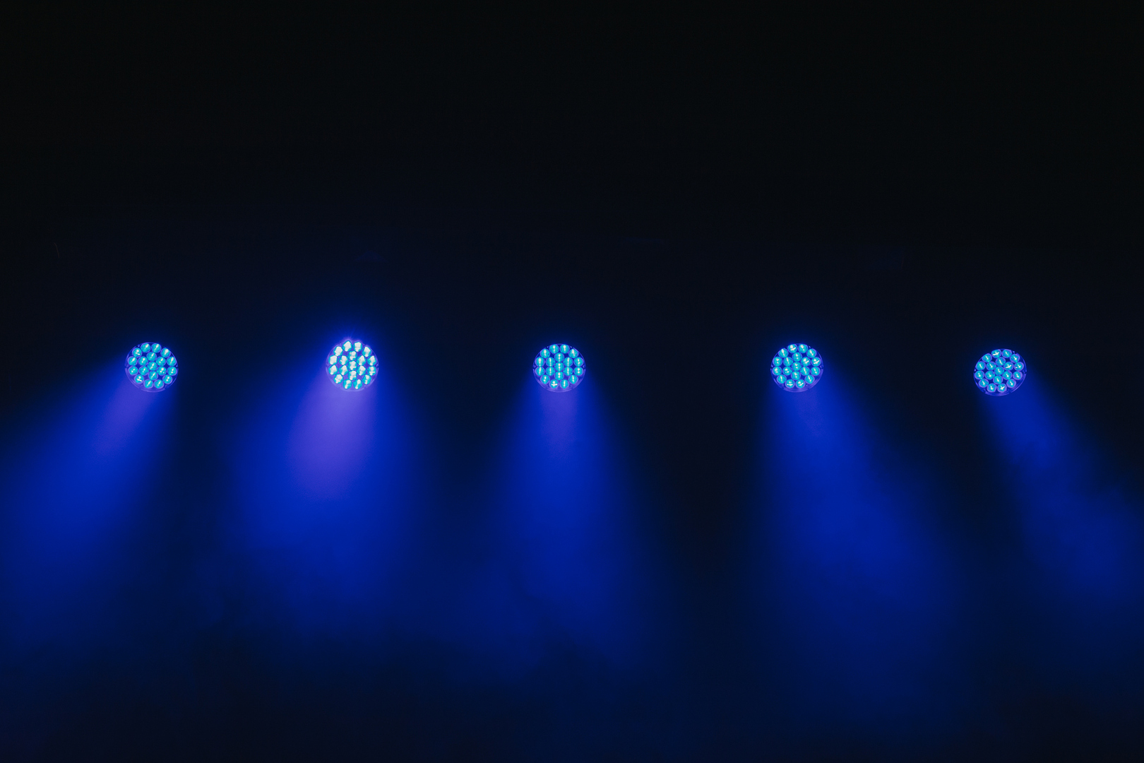 Blue light causes negative physiological changes during sleep