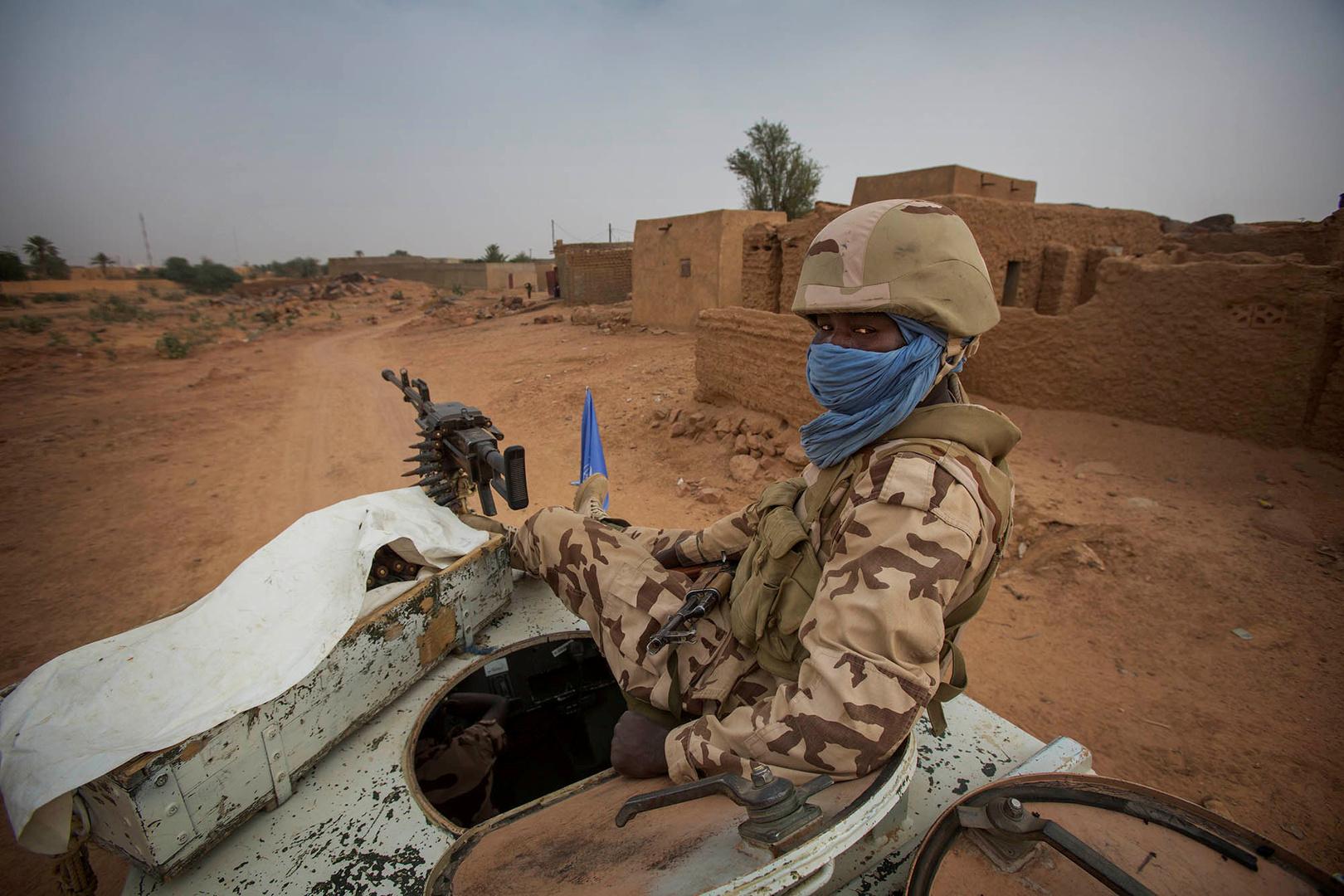 إصابة 7 من أفراد بعثة الأمم المتحدة في مالي جراء تفجير عبوة ناسفة