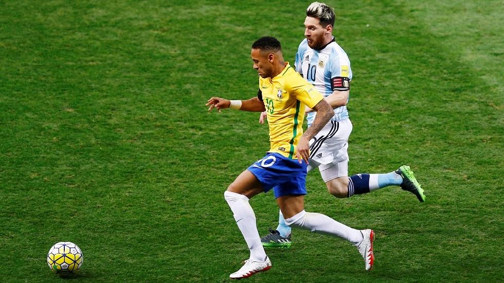 موعد مباراة البرازيل والأرجنتين في نهائي كوبا أمريكا