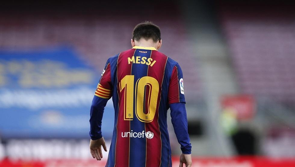 أندية إسبانيا تعرض المساعدة المالية على برشلونة لتجديد عقد ميسي لكي لا يسير على خطى رونالدو